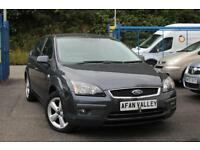 FORD FOCUS 1.8 Zetec [Climate Pack] **2 OWNERS+NEW MOT** (sea grey) 2008