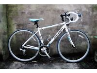 RALEIGH PURSUIT, 20 inch, racer racing road bike, 12 speed