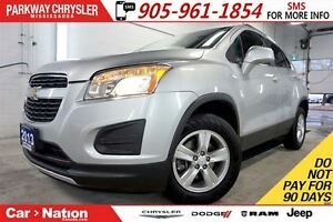2013 Chevrolet Trax LT| ALL-WHEEL DRIVE| BLUETOOTH AUDIO STREAMI