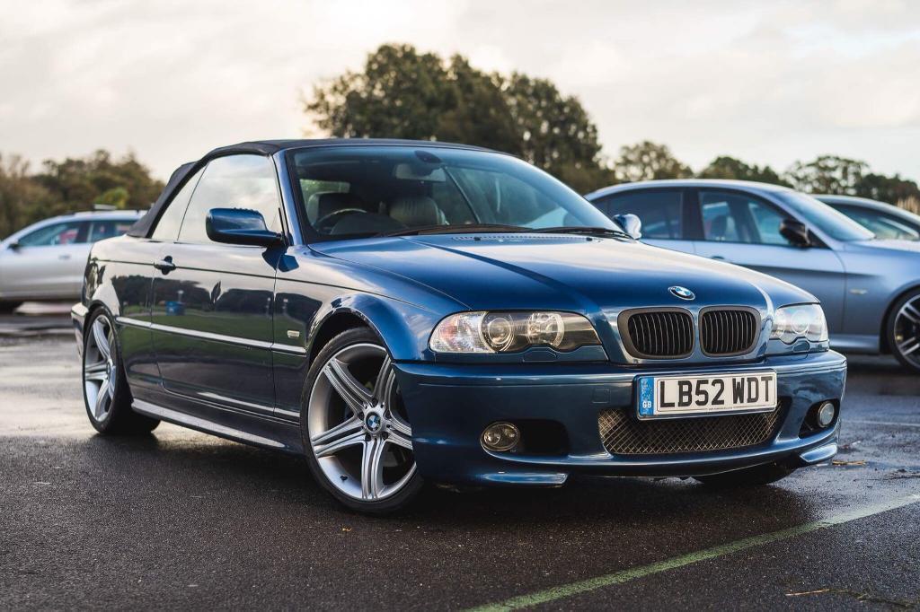 BMW 325ci M Sport Convertible