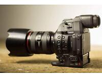 CANNON C100 MK2 FULL SET UP ABSOLUTE BARGAIN