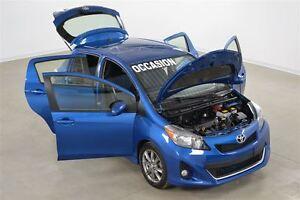 2012 Toyota Yaris SE HB 5 Portes Gr.Electrique+Bluetooth+Mags Au