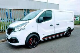 Renault Trafic 2015 only 20500miles