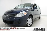 2008 Nissan Versa 1.8S*A/C*Group.Elec*BasKM*