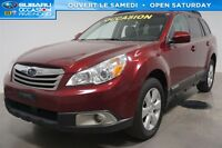 2011 Subaru Outback 2.5i Limited CUIR/TOIT/MAGS