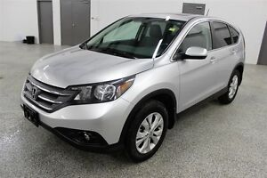 2012 Honda CR-V EX - Accident free, Sunroof, Ext warranty, AWD