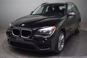 2013 BMW X1 SPORT XDRIVE MAGS TOIT PANO CUIR