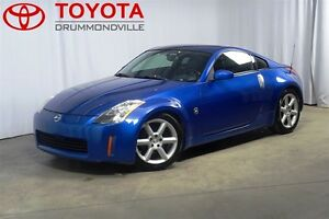2003 Nissan 350Z V6/CUIR/MAGS/AUTOMATIQUE