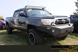 2012 Toyota Tacoma V6 Auto SR5| Cust Susp/Bumper/Rim/Tire/Light|
