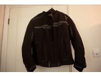 Ixon Diva Sport Ladies Women's Textile Motorcycle Jacket Size 14