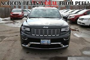 2015 Jeep Grand Cherokee Summit DIESEL *EXECUTIVE DEMO***WINTER