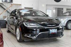 2016 Chrysler 200 -