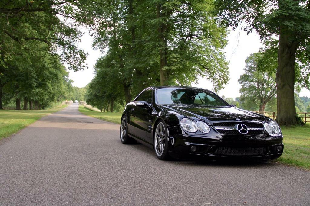 mercedes sl55 amg in coventry west midlands gumtree. Black Bedroom Furniture Sets. Home Design Ideas