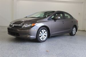 2012 Honda Civic LX (A5) - Mint Condition, One owner, Ext Warran