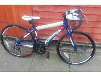 New child's road bike
