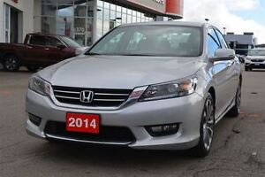2014 Honda Accord Sport/HONDA CERTIFIED/ROADSIDE WARRANTY TILL 0