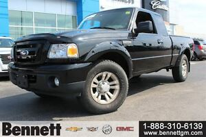 2010 Ford Ranger Very Rare Stick Shift 4x4