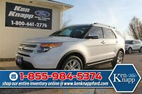 2011 Ford Explorer Limited | 3.5L V6 | 4X4 | Leather/Moonroof |  Windsor Region Ontario Preview