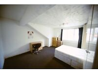All inclusive Double Bedrooms available in 6 bedroom shared house in Burley! All bills included