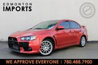 2008 Mitsubishi LANCER EVOLUTION AWD | CERTIFIED | ONLY 55 KMS