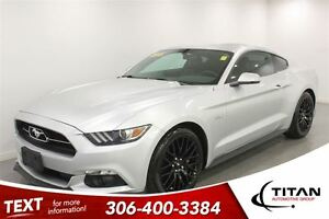 2015 Ford Mustang GT|50th Anniversary Package|Silver