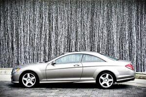 2007 Mercedes-Benz CL-Class CL550