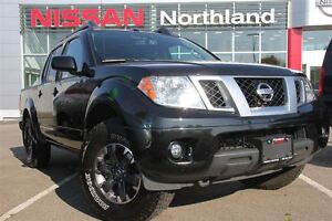 2016 Nissan Frontier PRO-4X/Leather/Navigation/-Bed-Liner/Alloys