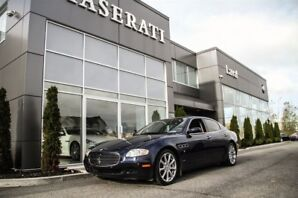 2005 Maserati Quattroporte DUOSELECT Executive Edition FINANCEME