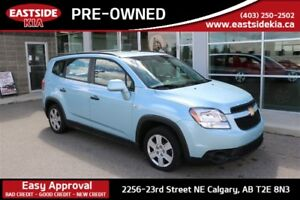 2013 Chevrolet Orlando LS 7 SEATER LOW KM