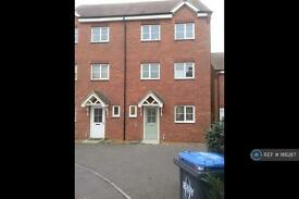 4 bedroom house in Farnborough Avenue, Rugby, CV22 (4 bed)