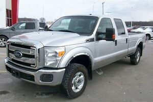 2011 Ford F-350 XLT FX4 6.2L gas crew longbox