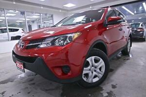 2013 Toyota RAV4 LE, POWER GROUP, BLUE TOOTH, NO ACCIDENTS, ONE
