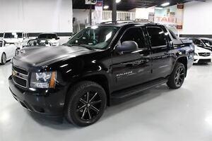 2013 Chevrolet Avalanche Black Diamond Edition   DUB Wheels