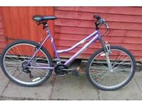 Like New ladies bike
