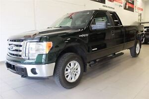 2012 Ford F-150 XLT EXT CAB 4X4 ECOBOOST PAYLOAD LWB