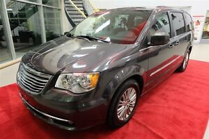 2016 Chrysler Town & Country TOURING-CUIR, CAM RECUL, GROUPE ÉLE