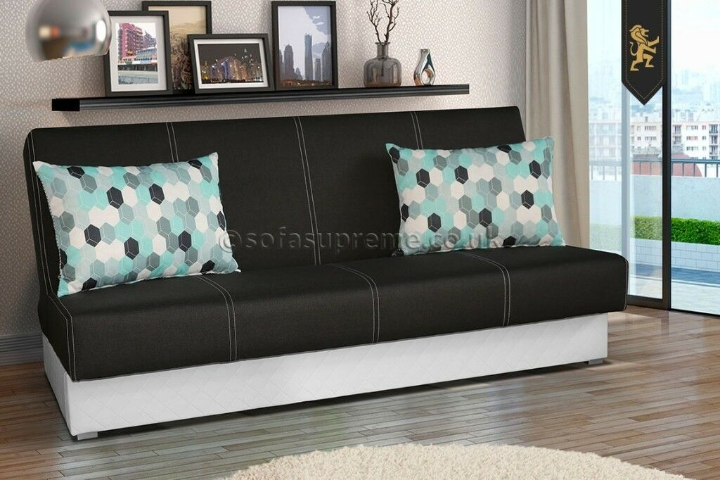 "New sofa bed ""MONICA"" with storage"