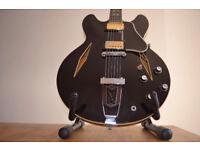 Gibson 335 Trini Lopez In Black