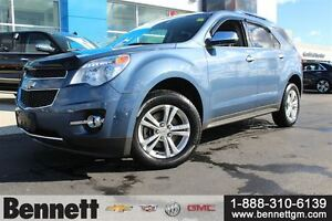 2012 Chevrolet Equinox 2LT V6 AWD - with Nav, Sunroof + Heated L