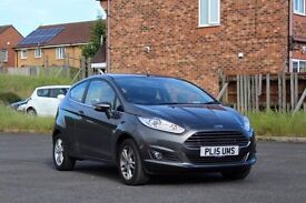 Ford Fiesta 1.25 3dr (LOW MILEAGE)