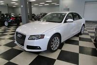 2012 Audi A4 2.0T POWER SUNROOF QUATTRO AWD LEATHER