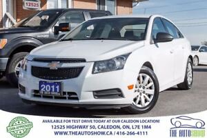 2011 Chevrolet Cruze 4 TO CHOOSE BLUETOOTH NO ACCIDENT SERVICE R
