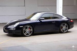 2008 Porsche 911 Carrera 4S (997.1) - Sport Chrono / Turbo Wheel