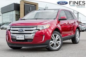 2013 Ford Edge SEL - LEATHER, 20 RIMS, PANO ROOF