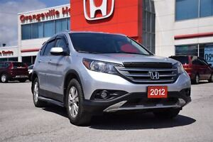 2012 Honda CR-V EX-L *loaded with Options!*