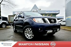 2012 Nissan Pathfinder LE *Heated seats|Rear view monitor|DVD*
