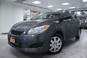 2013 Toyota Matrix POWER GROUP, ONE OWNER, NO ACCIDENT, FULLY SE