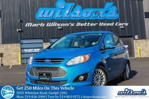 2014 Ford C-Max SEL HYBRID! LEATHER! NAVIGATION! REAR CAMERA! HE
