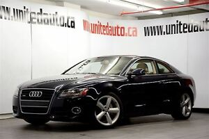 2010 Audi A5 3.2L TIPTRONIC PUSH BUTTON START RARE COLOR