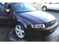 Audi A4 1.9tdi 2002 130bhp